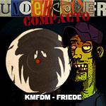 Undercover Compacto #5: KMFDM – FRIEDE!