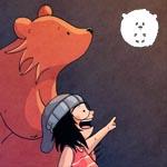 NANUZEANDO: Bear – HQ por Bianca Pinheiro