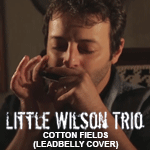 Little Wilson Trio plays #5: Cotton Fields – (Leadbelly cover)