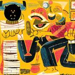 NA-NUZEANDO: A trajetória do artista visual, Rômolo D'Hipólito