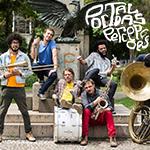 Vem curtir o groove orgânico da Bananeira Brass Band!