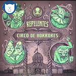 Repelentes e a essência do punk rock curitibano em Circo de Horrores!