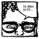 Quadrinhos em Curitiba: Notas Fúnebres, HQ em litogravura de 2011