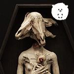 As esculturas macabras do artista mexicano Emil Melmoth!