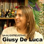 Assista a entrevista com a idealizadora do projeto Mucha Tinta, Giusy De Luca