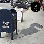 A intervenção urbana e a arte de rua de Damon Belanger!