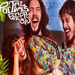 Vem conferir o som caliente e dançante de Farofa Tropikal!