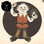 As ilustrações góticas na versão russa de O Hobbit!