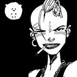 Tank Girl – A personagem símbolo das Riot Grrrls e da psicodelia inglesa