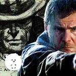 A arte de Sherman Labby no storyboard de Blade Runner