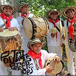 A essência da música folclórica colombiana na sonoridade de Gaiteros de San Jacinto!