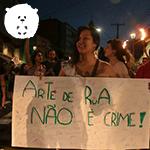 Vem conferir Resistir é preciso! poema de Luma Aplevicz!