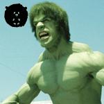 Livro mostra a série de TV do Incrível Hulk dos anos 70 e 80